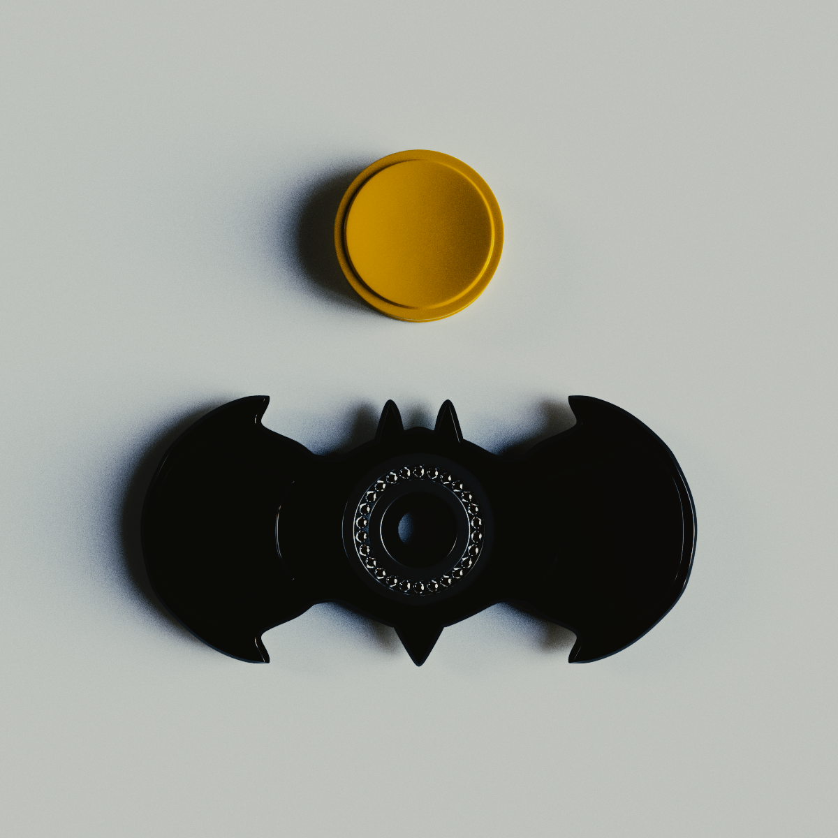 Batman Fidget Spinner Top