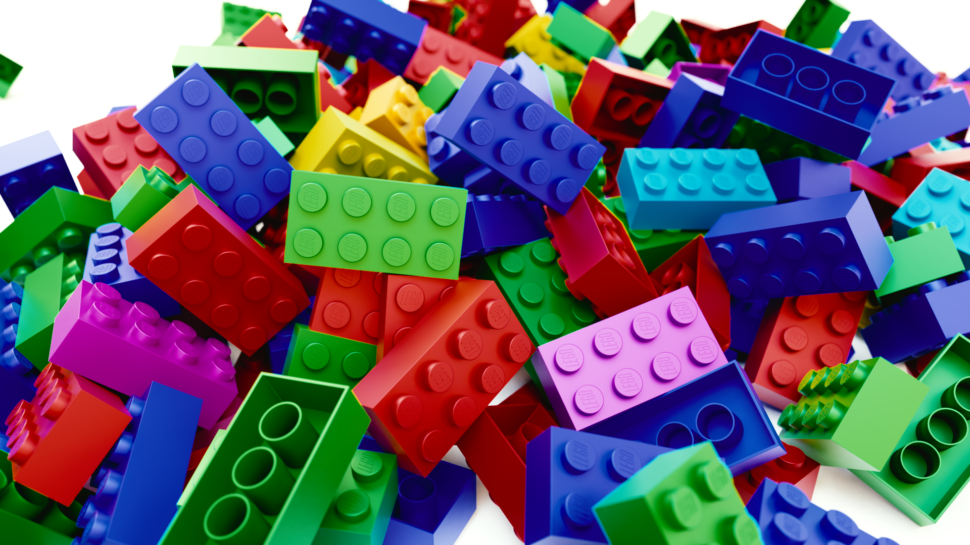 Featured Media - Lego Bricks