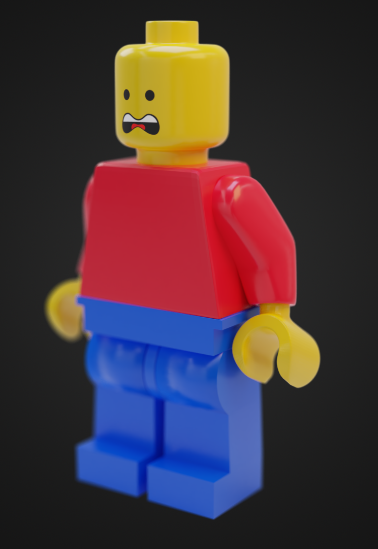 Featured Media - Lego Figure