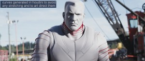 Making of Deadpool's Colossus_0008