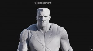 Making of Deadpool's Colossus_0011