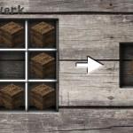 Rezept für eine Kiste in Minecraft