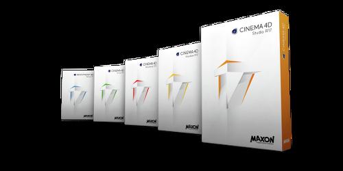 Cinema 4D Kaufen CINEMA 4D Portfolio / Alle Produkte