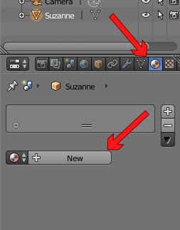 Blender Tutorial: Material erstellen.